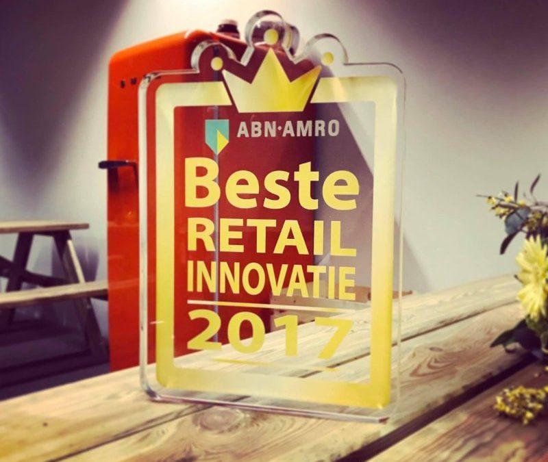 Speakap wint Best Retail Innovation 2017 Award