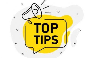 Zelfroosteren, 10 tips om het succesvol te maken