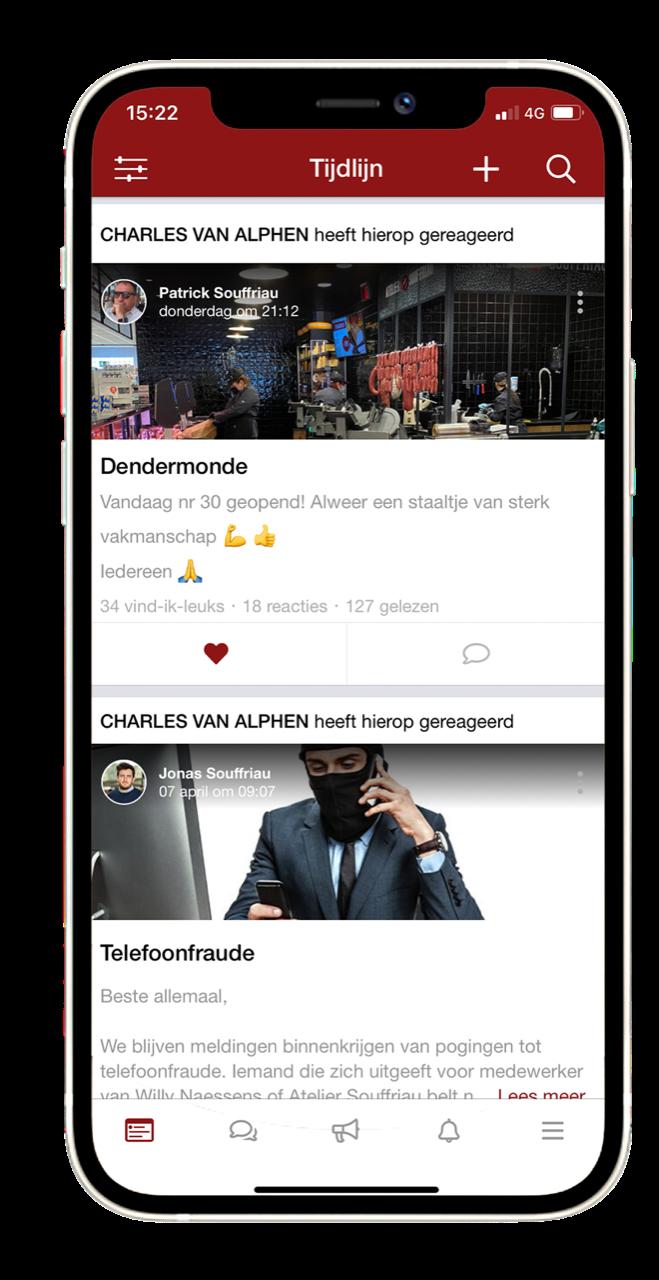 kwaliteit dankzij Speakap interne communicatie app
